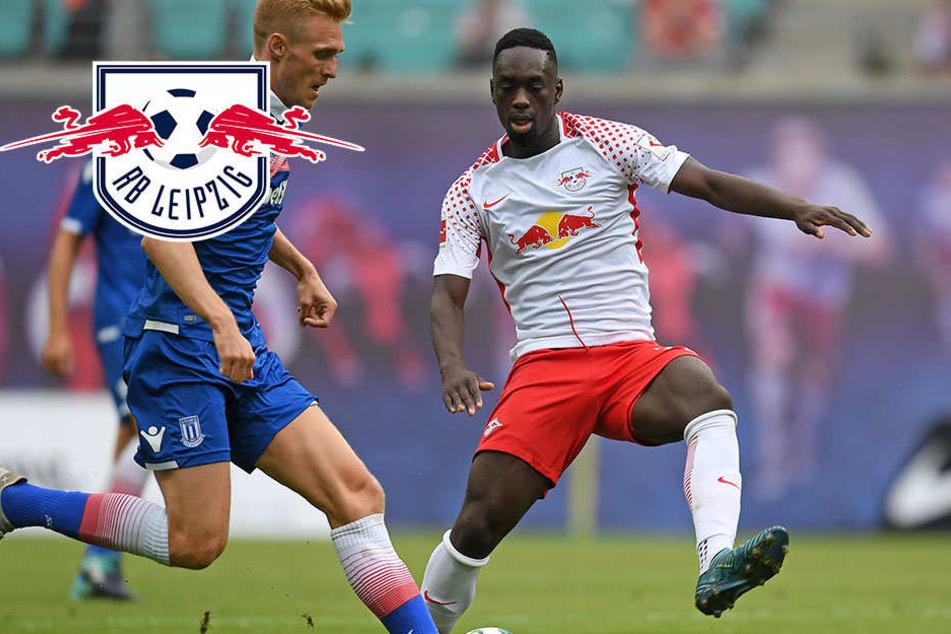 Trotz Verzicht auf 5 Stars: Weiterkommen ist für RB Leipzig Pflicht