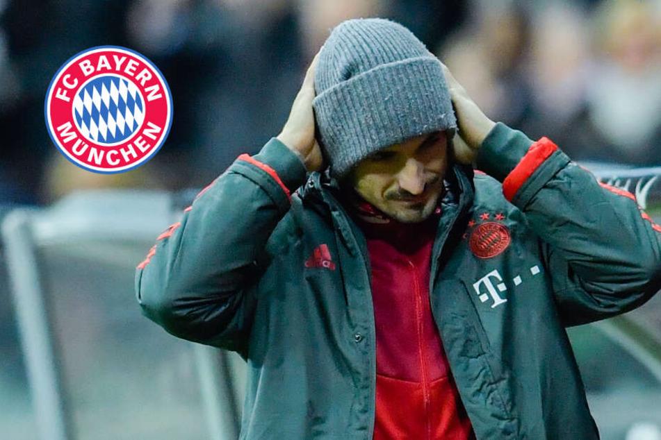 """FC Bayern: """"Nicht mehr tragbar""""! So krass reagieren die Fans auf den Patzer von Mats Hummels"""