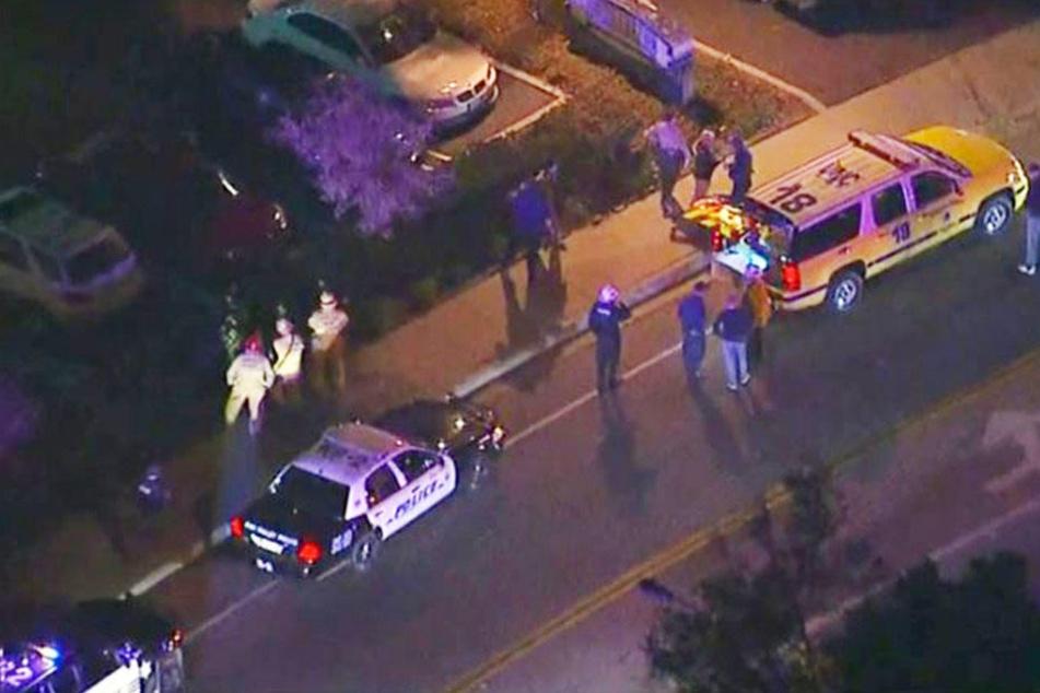 Während Studentenparty! Mann schießt in Bar um sich und tötet zwölf Menschen