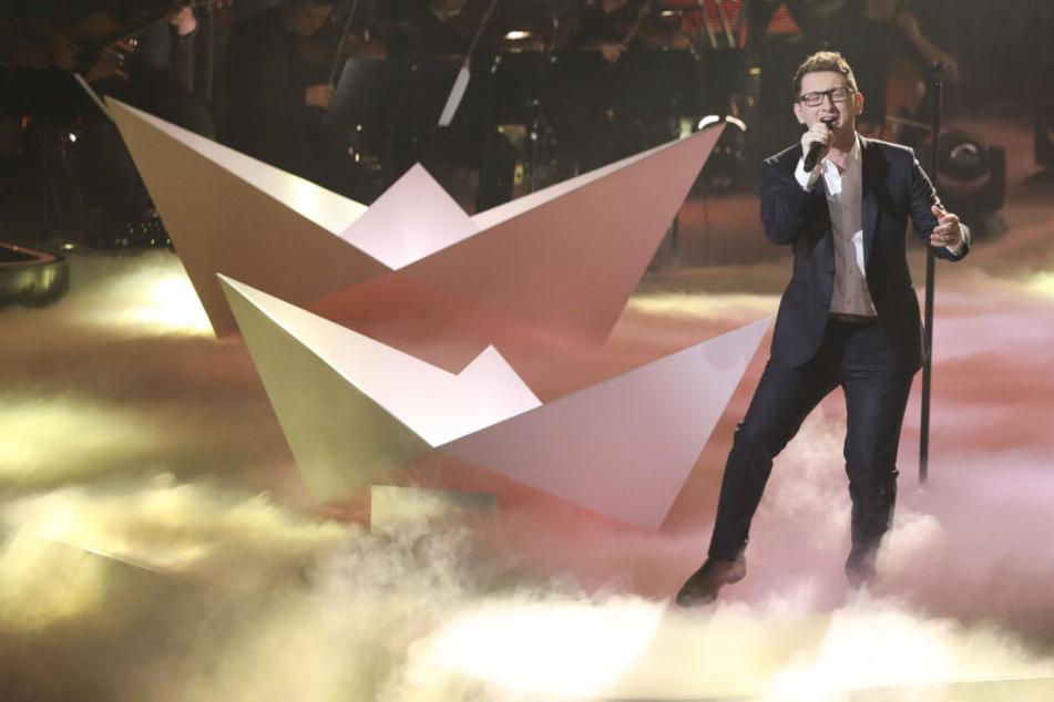 """""""The Voice of Germany""""-Gewinner Samuel Rösch veröffentlicht seine erste Single."""