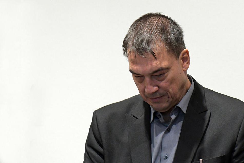 Schlafende Frauen missbraucht: Ex-SPD-Politiker Förster legt Geständnis ab