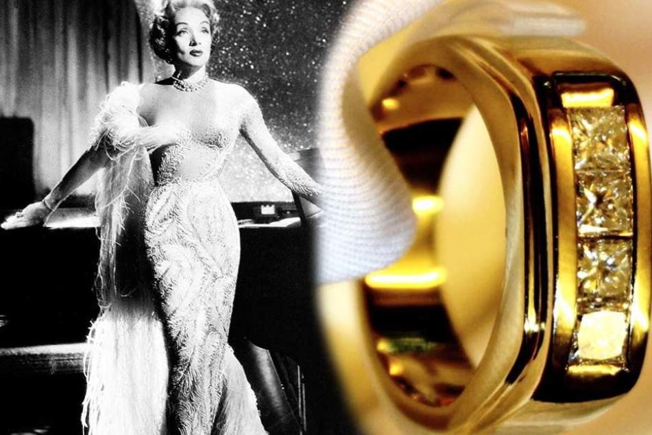 Dieser Ring von Marlene Dietrich ging an einen glücklichen Bieter aus Speyer.