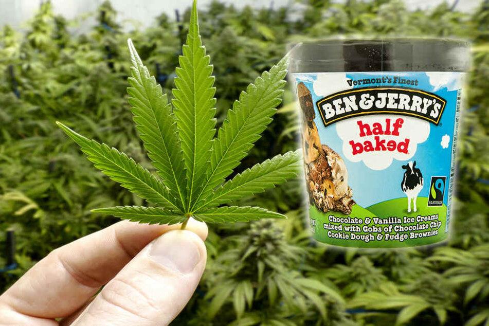 High dank Eiscreme? Verticken Ben & Jerry's demnächst Hanf-Eis?