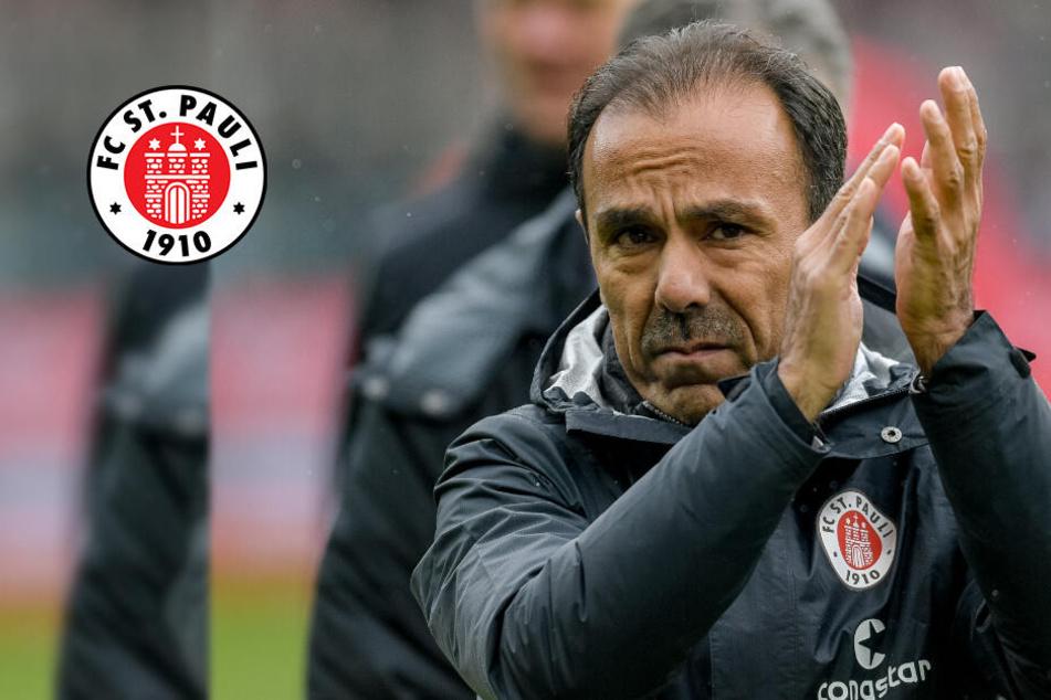 St. Pauli-Trainer Luhukay zieht die richtigen Schlüsse