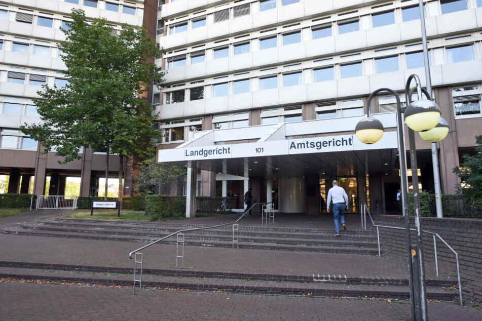 Das Land- und Amtsgericht in Köln.