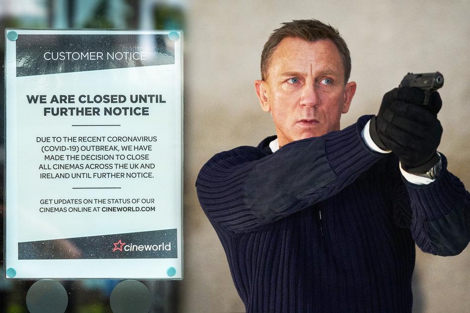 """Tausende Jobs auf der Kippe, weil neuer """"James Bond"""" erneut verschoben wird!"""