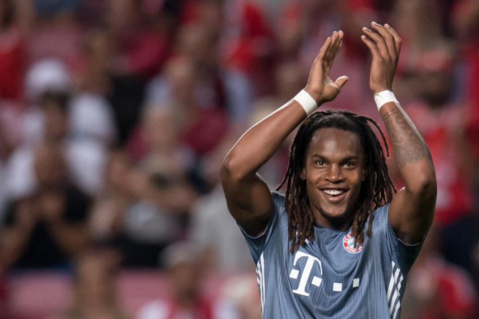 Renato Sanches' Comeback beim FC Bayern ist gelungen.