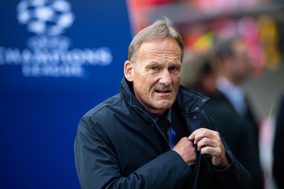 """Zaubert Dortmunds Geschäftsführer """"Aki"""" Watzke schon bald den Mega-Trainer-Coup hervor?"""