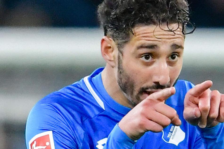 Ishak Belfodil wechselte zur Saison 2018/19 für 5,5 Millionen Euro vom belgischen Erstligisten Standard Lüttich zur TSG 1899 Hoffenheim.
