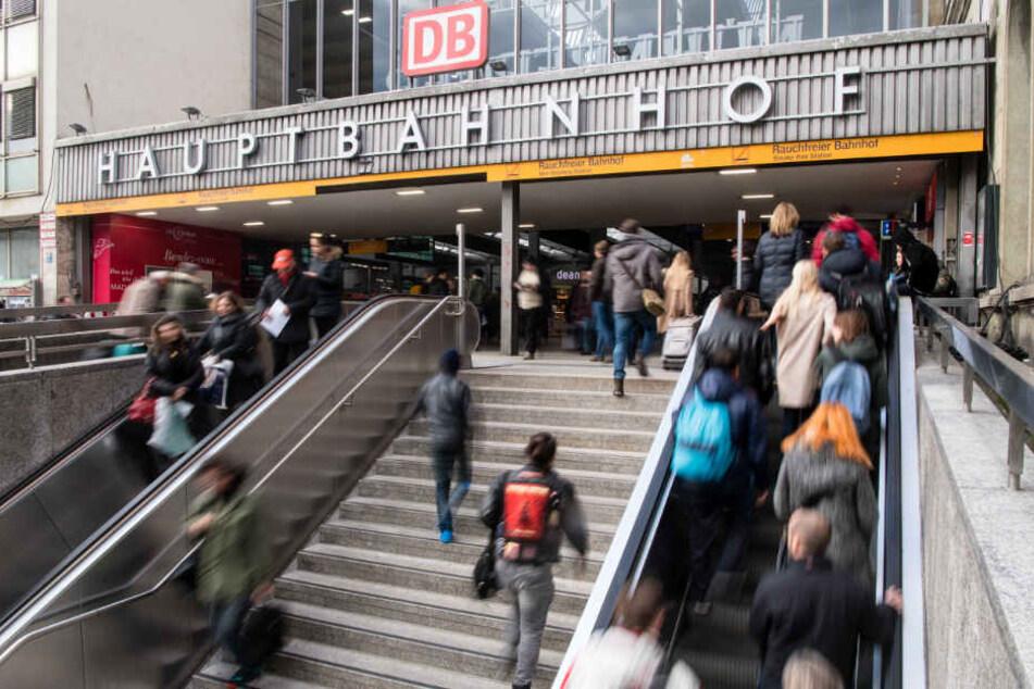 Auch am Hauptbahnhof in München gab es einen schweren Zwischenfall. (Symbolbild)