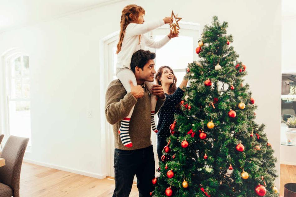 Damit der Weihnachtsbaum lange haltbar und so schön grün bleibt, sollte man einige Dinge beachten.