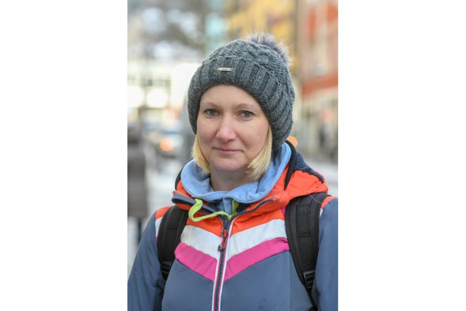 Tanja Brück ist seit den Attacken verunsichert.