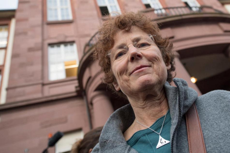 Auf ihrer Internetseite warb Kristina Hänel für Abtreibungen.