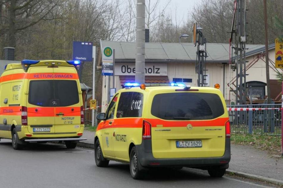 Die Bahnstrecke Leipzig-Chemnitz ist aktuell vollständig gesperrt.
