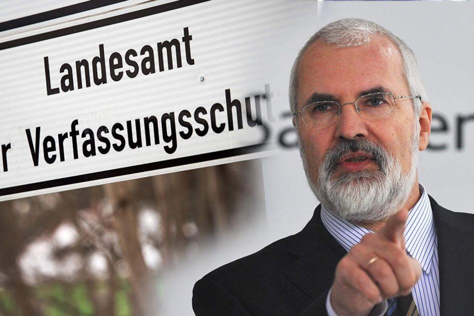 Sachsens Datenschutzbeauftragter Andreas Schurig wurde bereits über den Vorfall informiert.