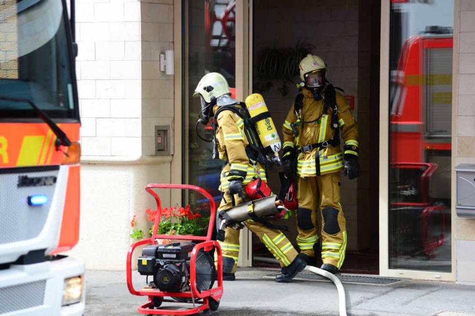 Beim Brand eines Zimmers in einem Pflegeheim in Mühlhausen ist der 61-jährige Bewohner ums Leben gekommen. (Symbolbild)