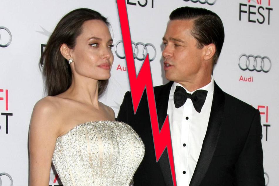 Angelina Jolie: Ehe-Aus bei Angelina Jolie und Brad Pitt