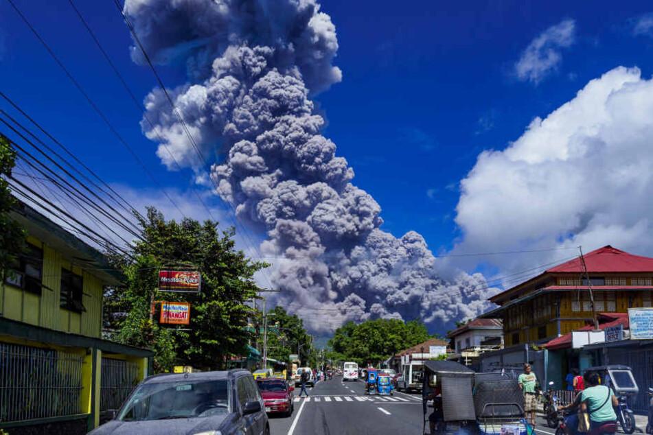 Zwei Vulkanausbrüche! Ein Toter und mehrere Menschen verletzt