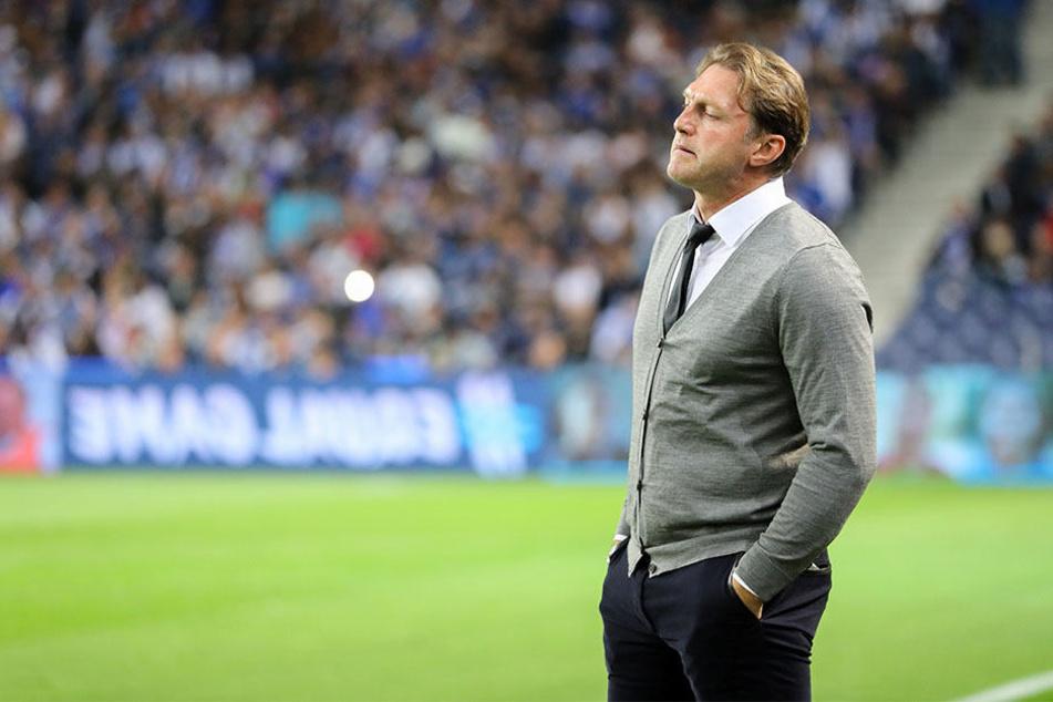 Der Besuch in Porto brachte RB Leipzig vor allem eines: Frust.
