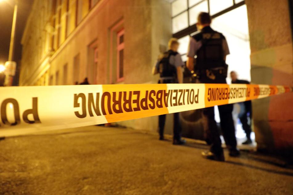 In der Zietenstraße wurde am Mittwochabend eine Leiche entdeckt.