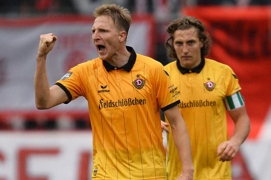 Geht nach Michael Hefele (hinten) auch Marco Hartmann nach England?