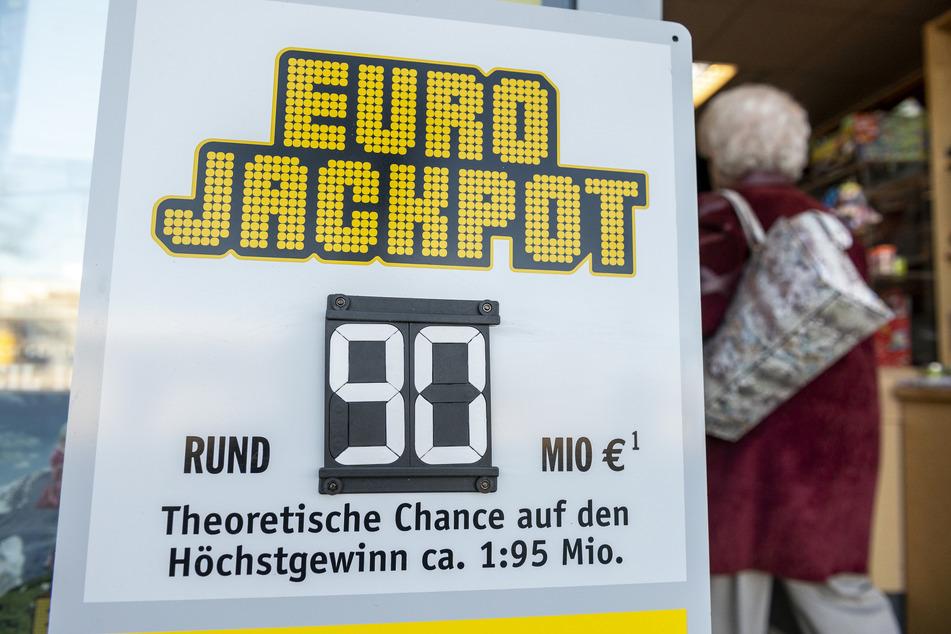 Im Mai 2020 wurde in Bayern mit 90 Millionen Euro der bislang höchste Lottogewinn in dem Freistaat geknackt.
