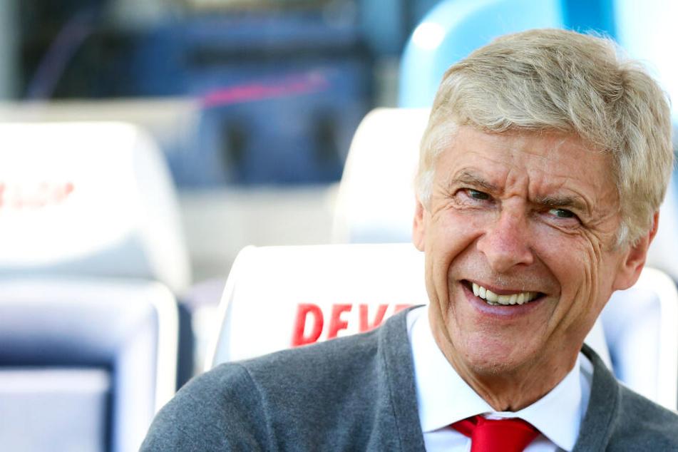 Arsenal-Legende Arsene Wenger will Abseitsregel ändern