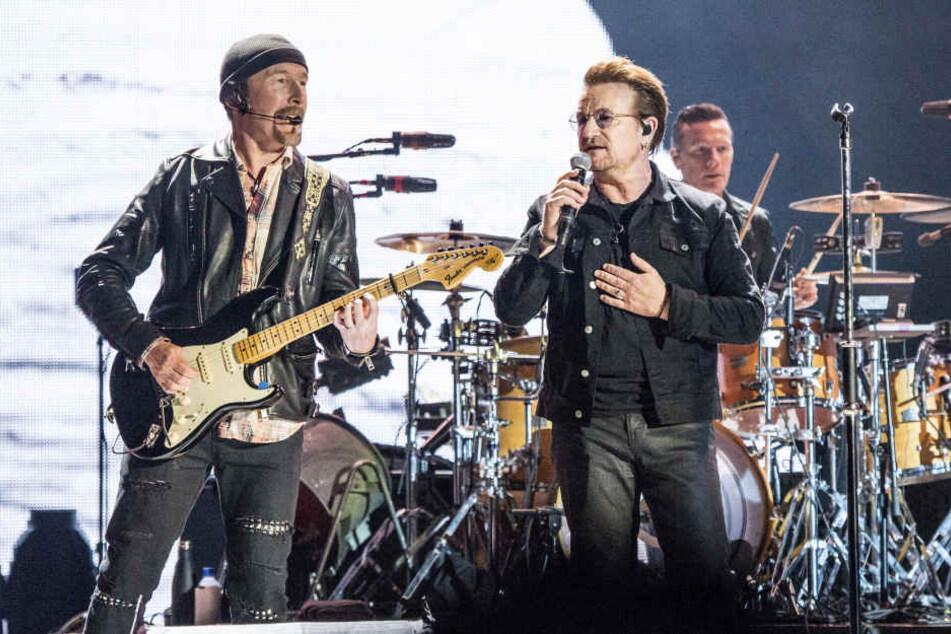 Am Mittwoch rocken die Iren von U2 im Olympiastadion in Berlin.