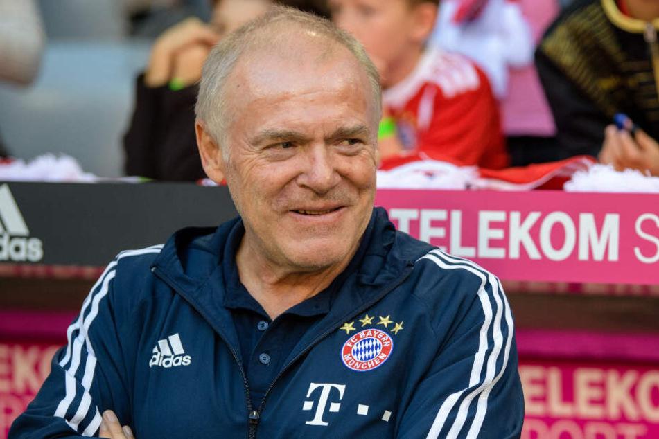 Wie damals unter Jupp Heynckes wird Hermann Gerland neuer Co-Trainer des deutschen Rekordmeisters.