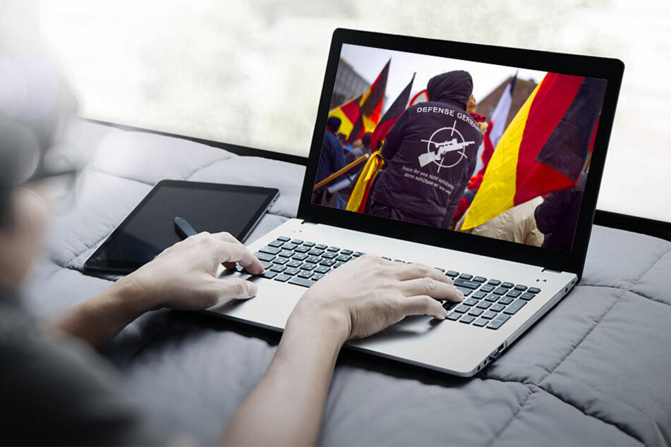 Frau aus Lage soll Nazi-Portal betrieben haben