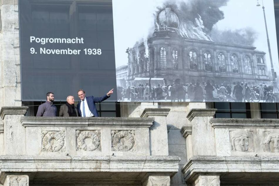 Zum 80. Jahrestag: Leipzig gedenkt der Opfer der November-Pogrome