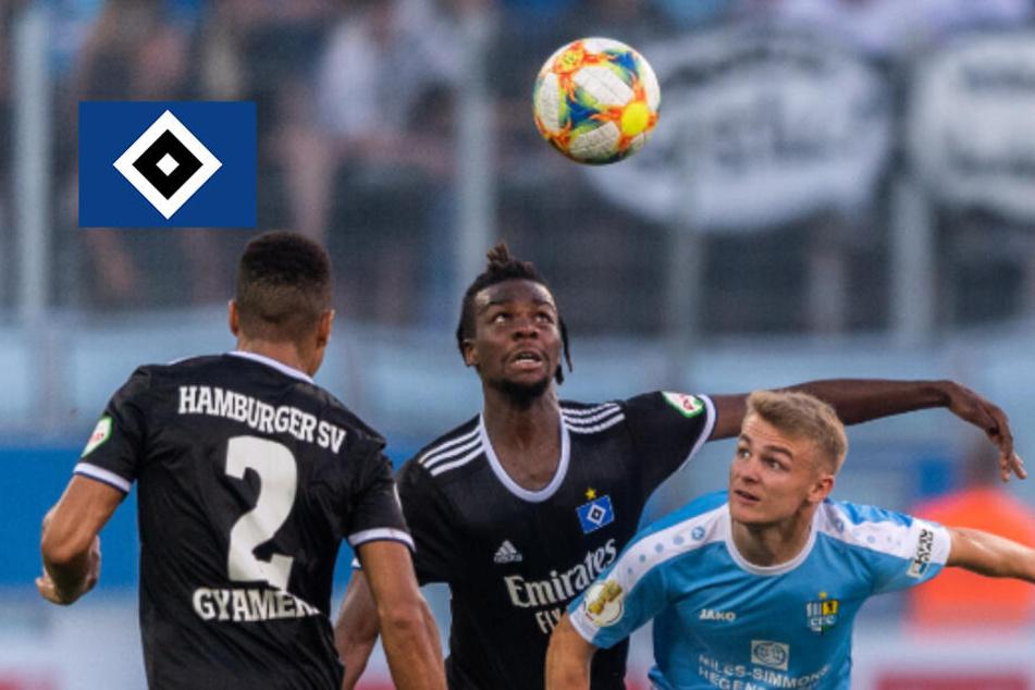HSV bangt um Jung: Nächster Youngster steht bereit