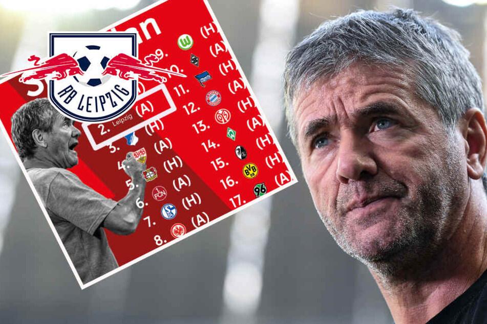 Wappen-Zoff mit RB! Darum zeigt Fortuna Düsseldorf das Leipzig-Logo nicht