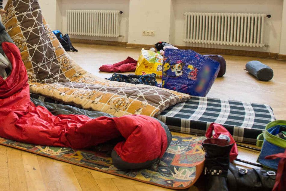 In dem Gebäude übernachteten Kinder und Jugendliche im Alter von 6 bis 18 Jahren (Symbolfoto).