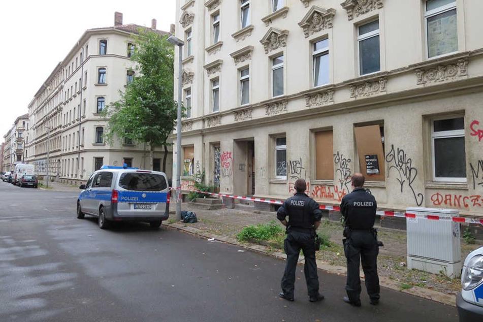 In diesem Haus wohnte Faouzi M. illegal. Hier sollen auch Spuren von Drogen gesichert worden sein.