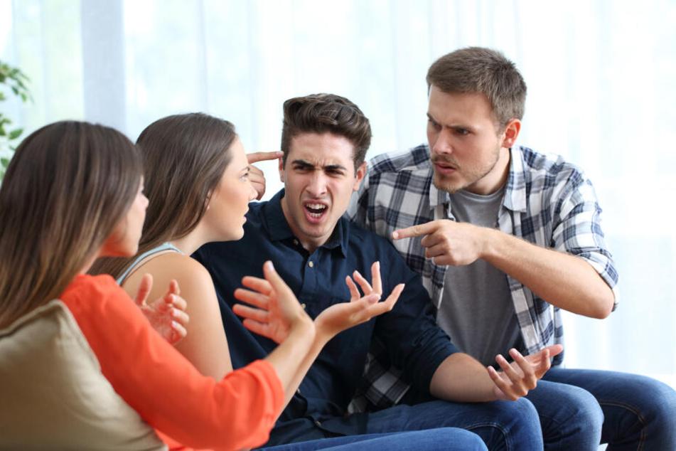 Logikrätsel: An welchem Wochentag hatten sich die Freunde denn nun getroffen?