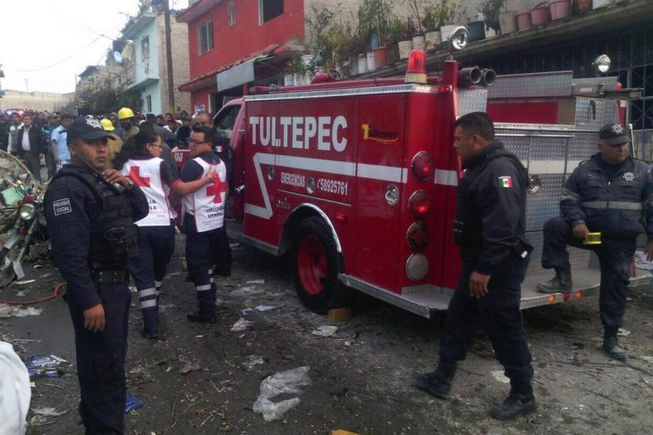 In Mexiko ist es erneut zu einer Explosion in einer Pyrotechnik-Werkstatt gekommen.