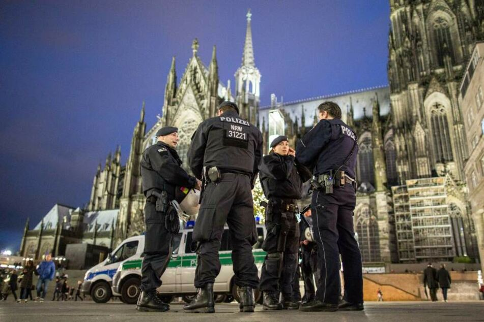 Seit 2016 gibt es in Köln einen Rückgang an Straftaten (Symbolbild).