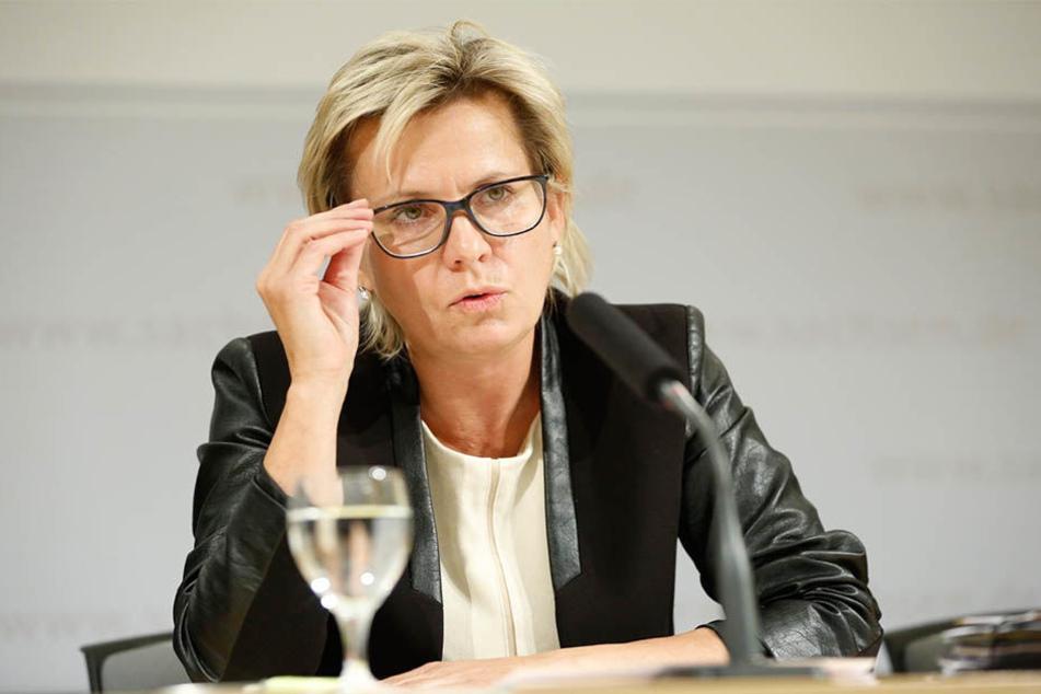 Sachsens Gesundheitsministerin Barbara Klepsch.