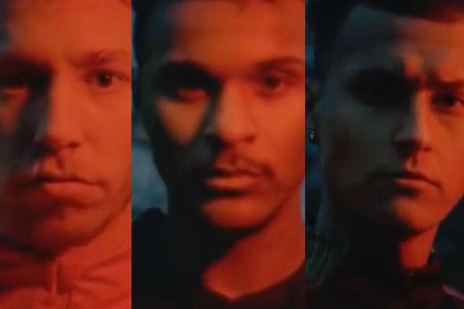 Internet-Hit! So cool präsentieren sich Bundesliga-Stars im neusten Rap-Video