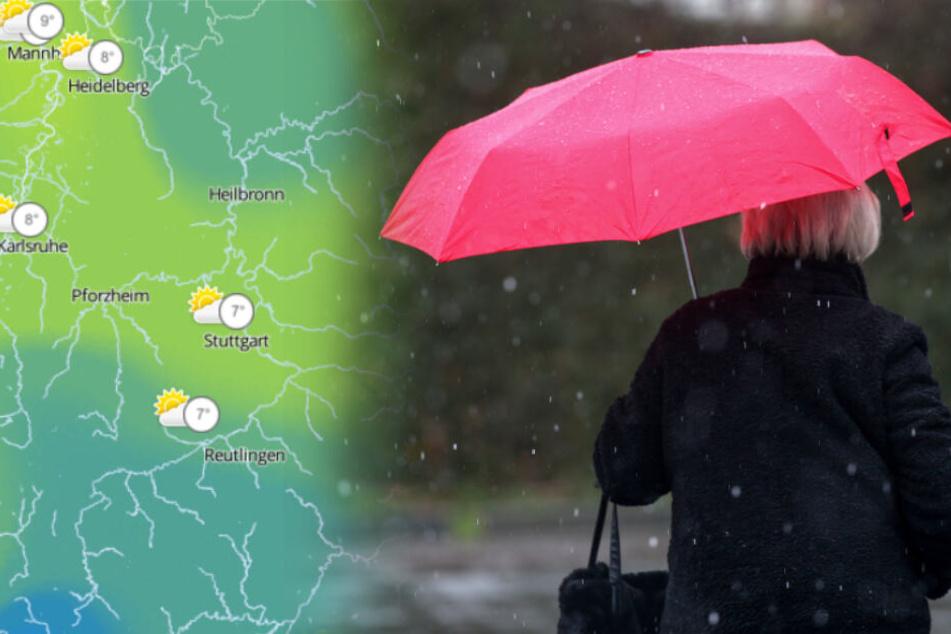 Regen, Sonne oder beides? So wird das Wetter im Ländle