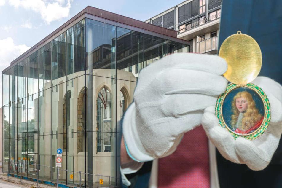 Spektakulärster Kunstraub-Fall der DDR: Der Tag, als der Sophienschatz verschwand