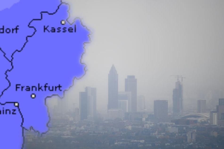 Trübe Brühe über Hessen: Herbstwetter am Wochenende