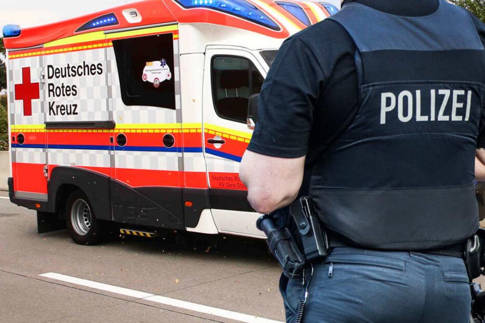 Unfall bei Frankfurt mit Schwerverletzten: Verursacher begeht Fahrerflucht