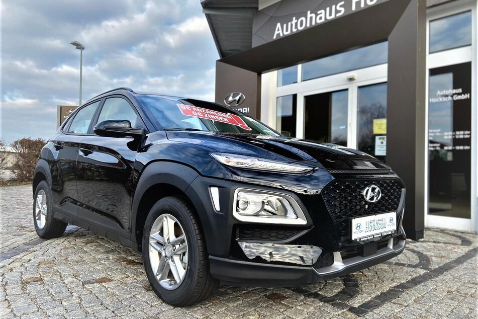 Dieses coole SUV kostet gerade nur noch 17.990 Euro