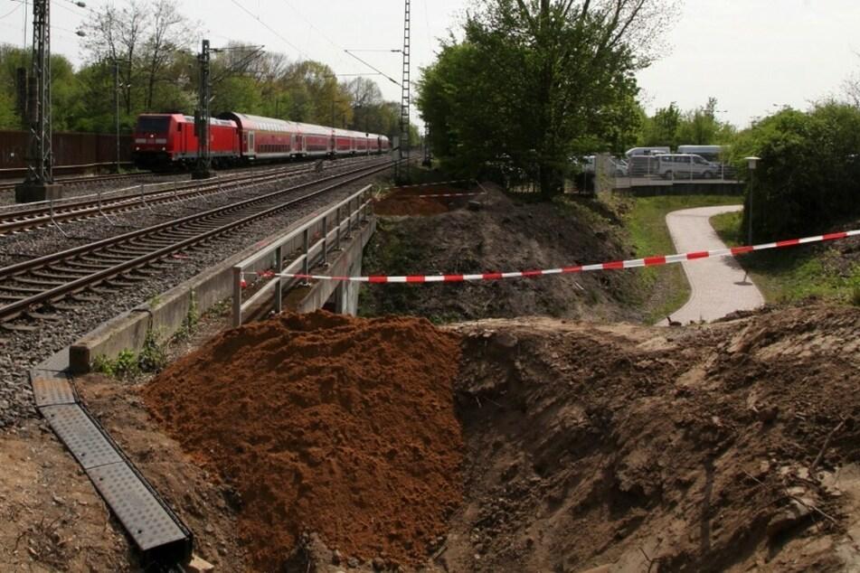 Die Arbeiten für den Ausbau des Rhein-Ruhr-Express bringen Sperrungen zwischen Köln und Düsseldorf mit sich.