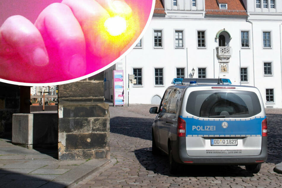 Das ging ins Auge: Laserpointer verletzt Meißener Polizistin (25)!