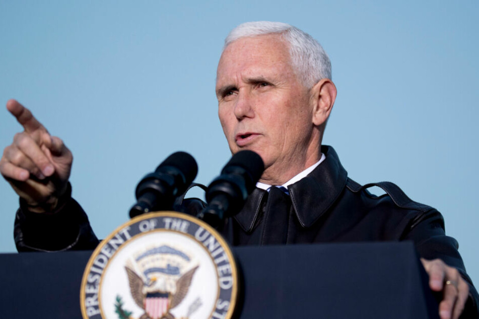 Vizepräsident Mike Pence trieb das Projekt voran.