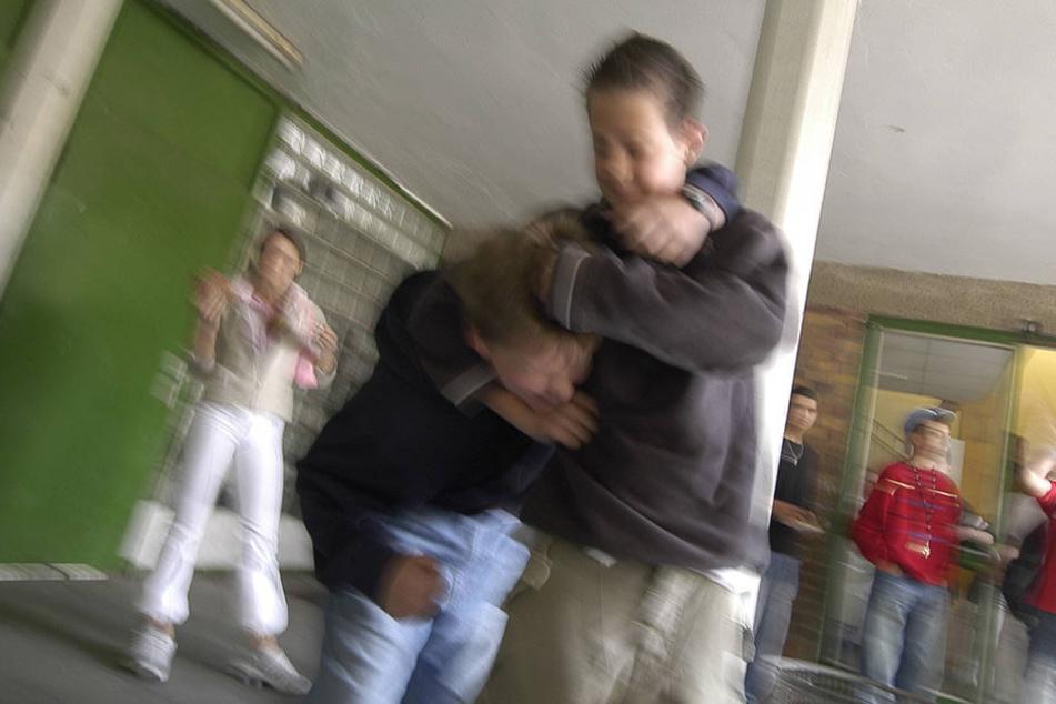 In Sachsen kommt es zu immer mehr Straftaten in der Schule.