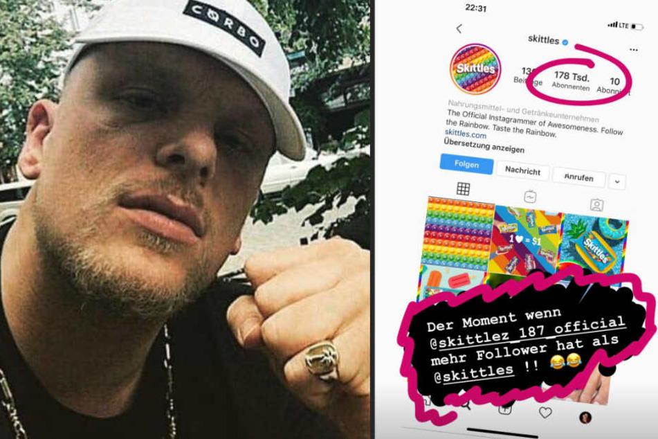 187 Strassenbande: Diese Bonbon-Firma ist sauer auf Bonez MC!